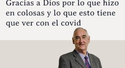 Gracias a Dios por lo que hizo en Colosas – Orador: Werner Franz