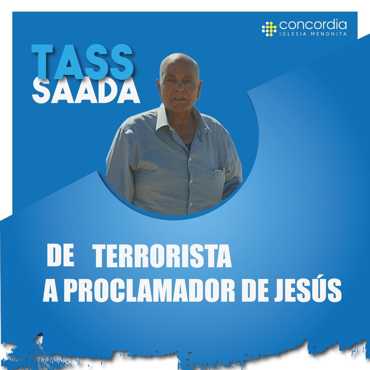 De Terrorista a Proclamador de Jesús - Orador: Tass Saada